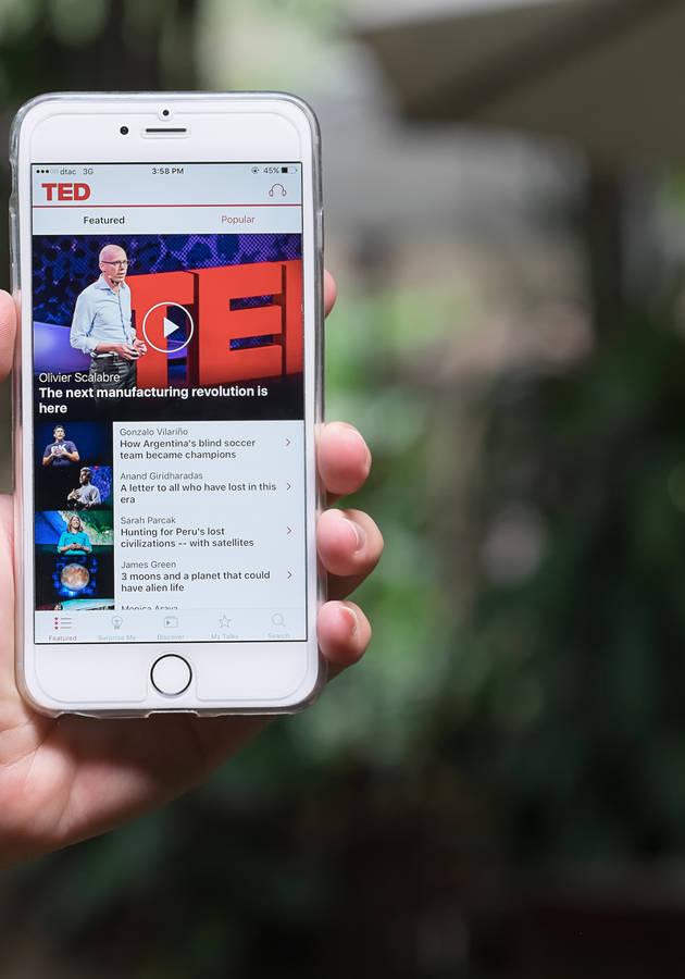 Ted Talks Resumo