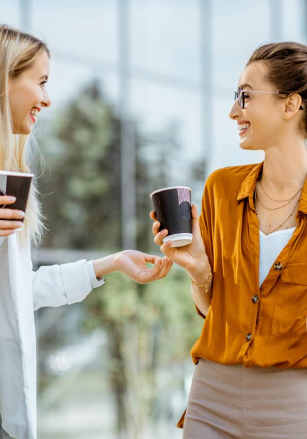 The Fine Art of Small Talk Resumo
