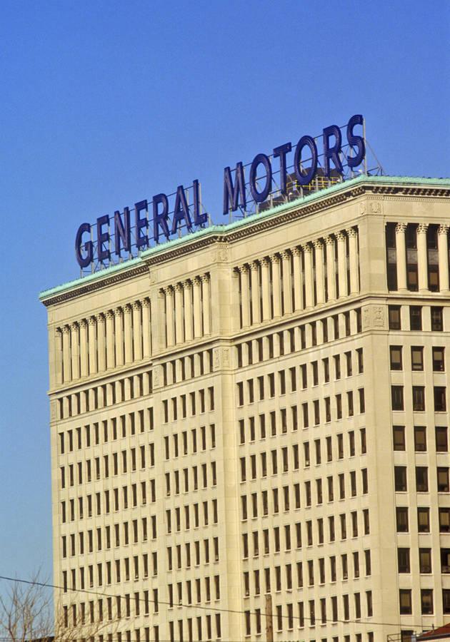 My Years With General Motors Resumo