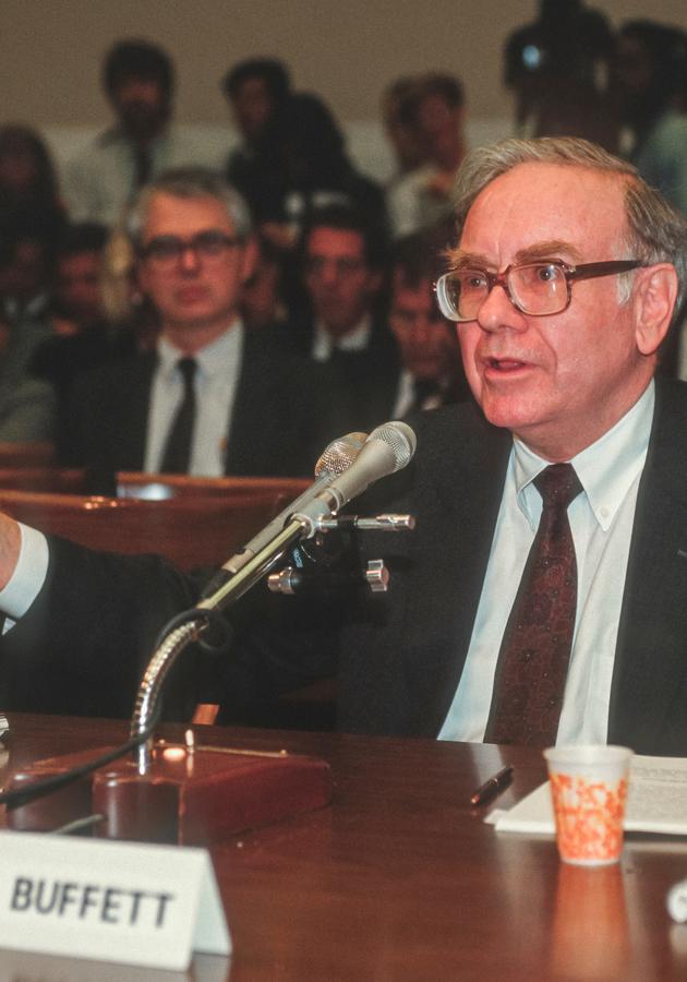 Los ensayos de Warren Buffet Resumen