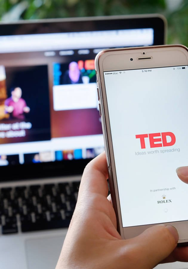 Ted: Talk, Convince, Touch Summary