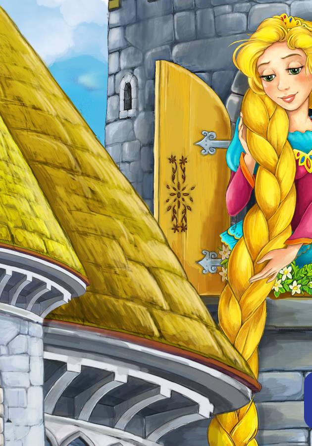 Rapunzel Resumo