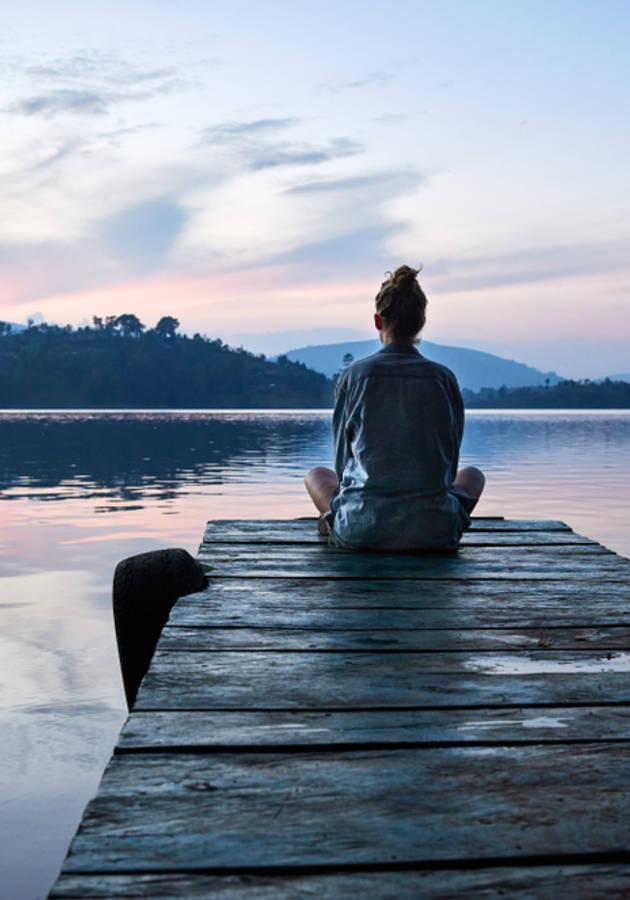Stillness Is the Key Summary