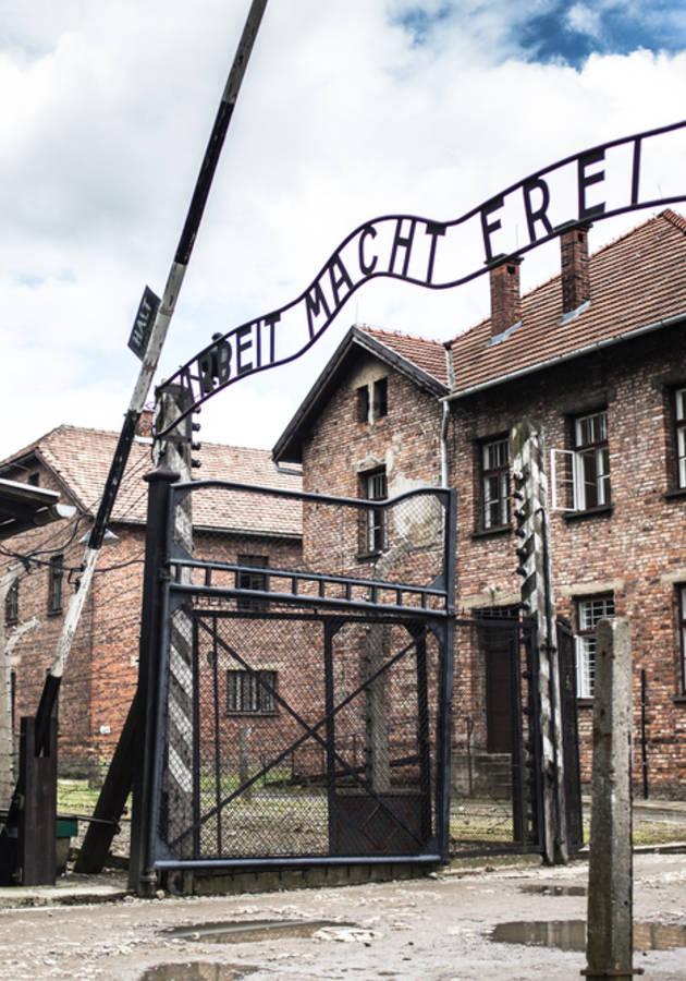 La bailarina de Auschwitz Resumen