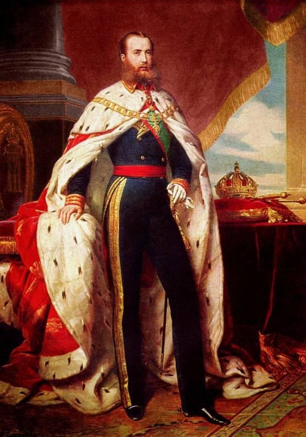 Maximiliano de Habsburgo: La vida del emperador europeo de México Resumen