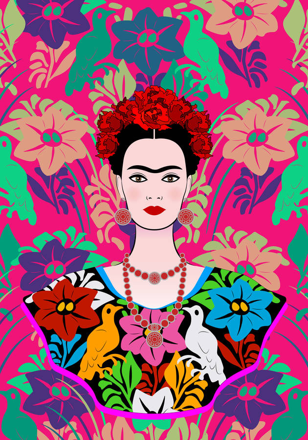 The Life of Frida Kahlo Summary