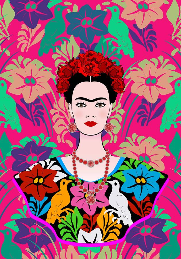 A Vida de Frida Kahlo Resumo