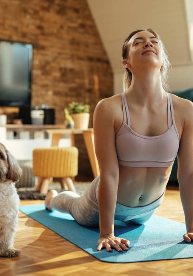 Guia 12min de Yoga Resumo
