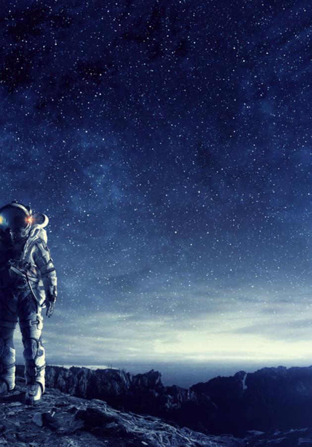 De primatas a astronautas Resumo