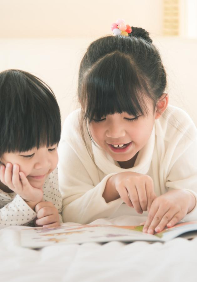 O poder da ação para crianças Resumo