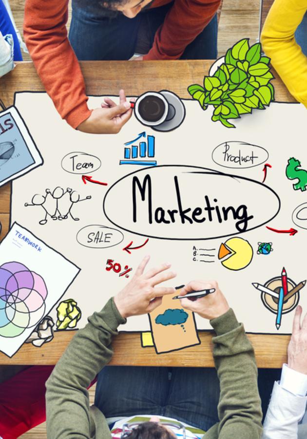 The 1-Page Marketing Plan Summary