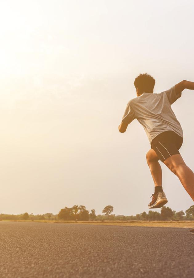 Em busca da corrida ideal Resumo