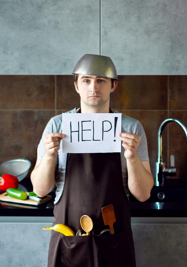 Rita, help! Me ensina a cozinhar Resumo