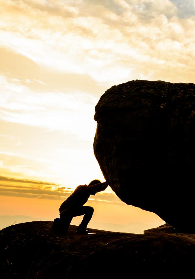 O obstáculo é o caminho Resumo