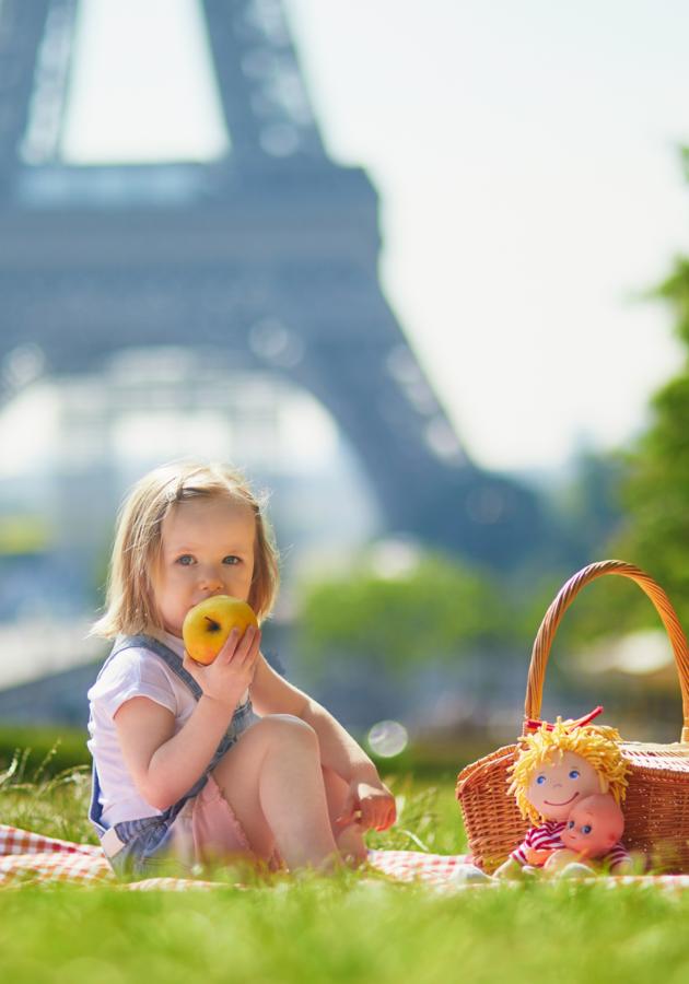 Crianças francesas não fazem manha  Resumo