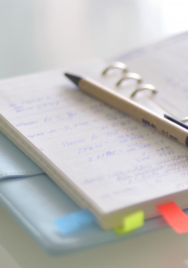 The Bullet Journal Method Summary
