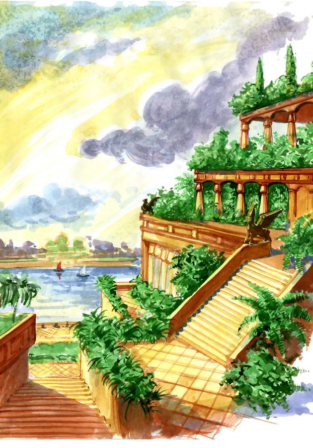 The Hanging Gardens of Babylon Summary